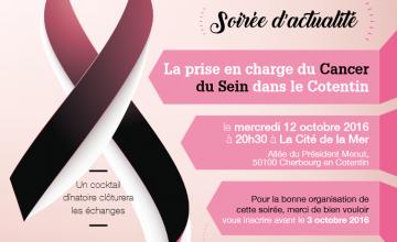 La prise en charge du cancer du sein dans le Cotentin «Du diagnostic à la surveillance»