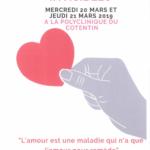 affiche réalisée par Manon élève de bac pro SAPAT