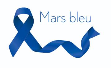 MARS BLEU : Parlons du dépistage du cancer colorectal.